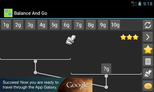 Balance And Go- screenshot thumbnail