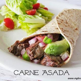 Carne Asada.