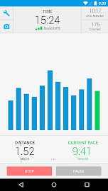RunKeeper - GPS Track Run Walk Screenshot 2