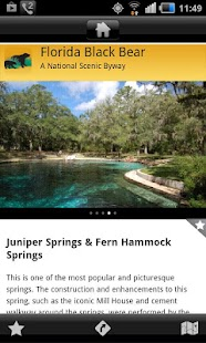 FL Black Bear Scenic Byway- screenshot thumbnail