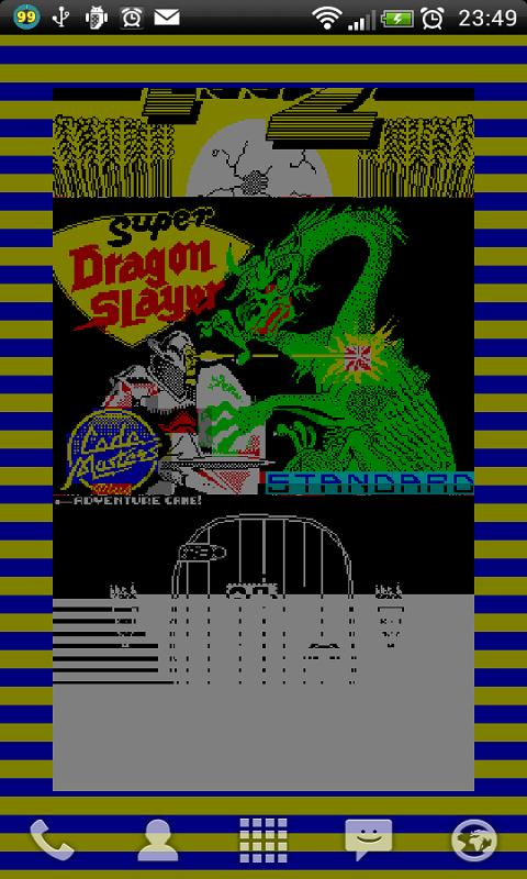 ZXSpectrum Live Wallpaper Lite- screenshot