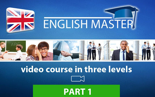ENGLISH MASTER Video part 1