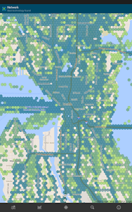 Cell Phone Coverage Map Screenshot 33