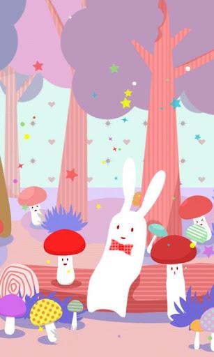 Rabbit in Wonderforest LW