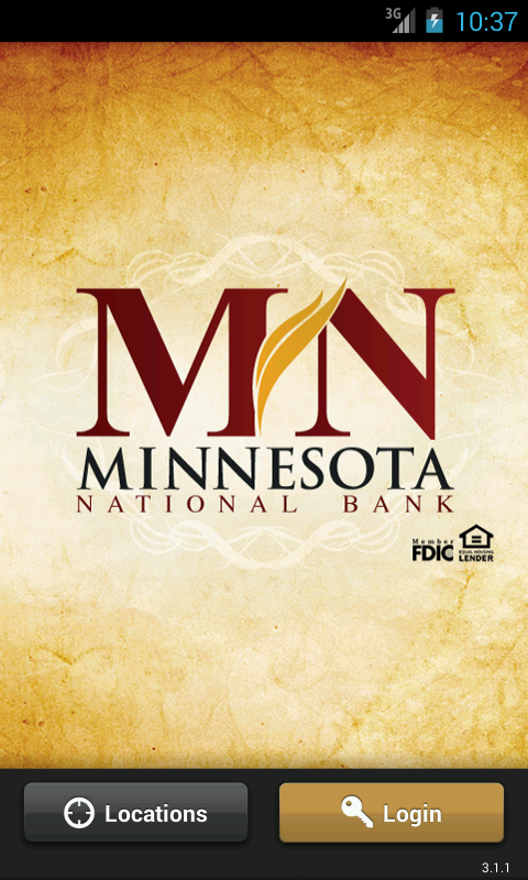 Minnesota National Bank Mobile - screenshot