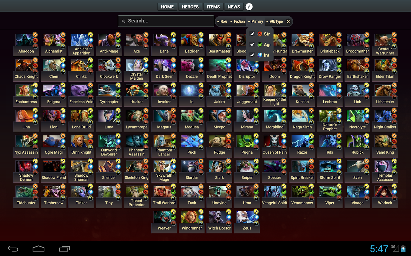 companion for dota 2 full android apps on google play