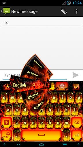 地獄のキーボード