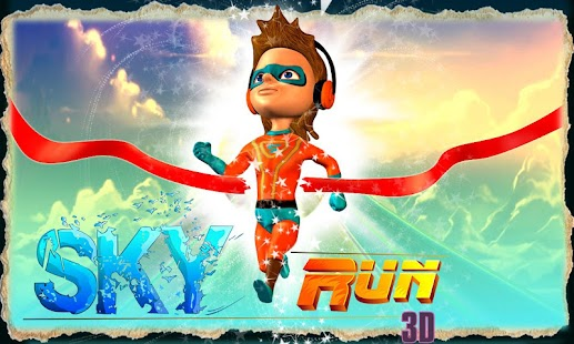 Sky Run 3D- screenshot thumbnail