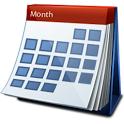 Talking Calendar icon