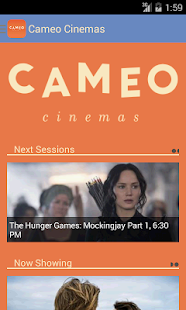 Cameo Cinemas- screenshot thumbnail