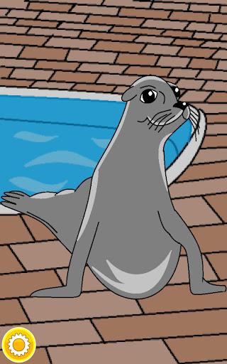 Talking Seal