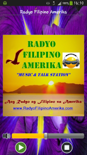 Radyo Filipino Amerika - screenshot thumbnail