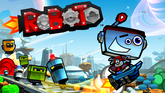 Roboto- screenshot thumbnail