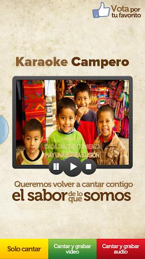 Campero Karaoke El Salvador