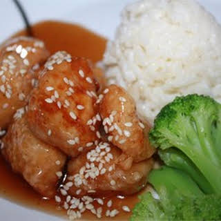 Chinese Style Sesame Sauce.