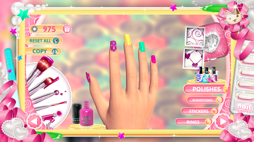 Nail Makeover DIY Beauty Salon