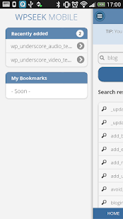 WPSeek WordPress Lookup- screenshot thumbnail