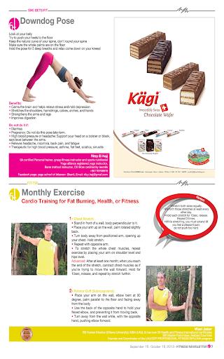 玩健康App|Fitness Newsletter免費|APP試玩