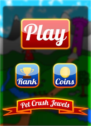 Pet Crush Jewels