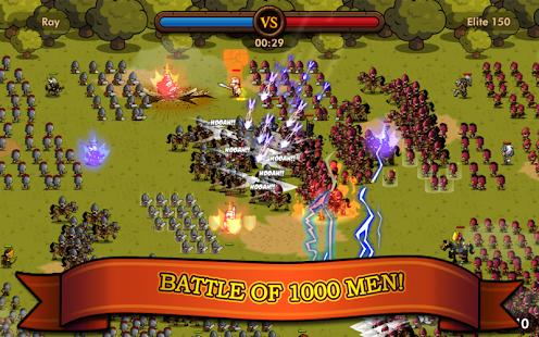 Mini Warriors Screenshot 18