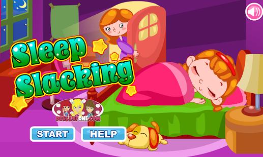 Sleep Slacking Game - screenshot thumbnail