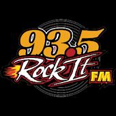 93.5 Rock It FM