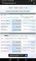 Screenshot of IPv4 Address Calculator Lite
