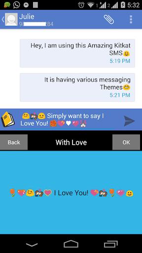 通訊必備APP下載|Kitkat SMS - Android 4.4.4 好玩app不花錢|綠色工廠好玩App