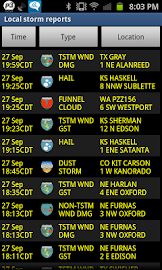 PYKL3 Radar (USA NEXRAD/TDWR) Screenshot 6