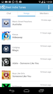 Soundwave Music Discovery v2.0.83