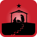 Kerststallenroute icon