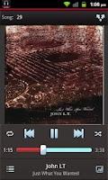 Screenshot of Denon Audio
