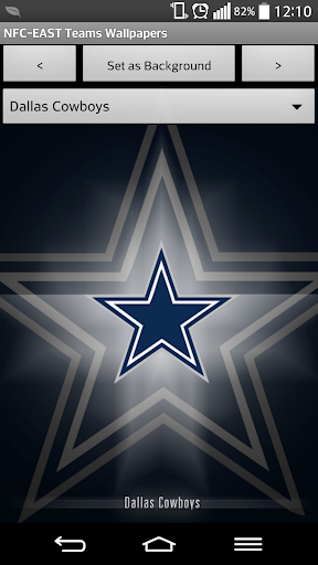 NFL NFC-EAST TEAMS WALLPAPERS