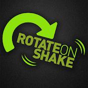 Rotate on Shake