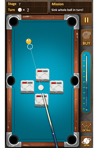 The king of Pool billiards 1.3.9 screenshots 4