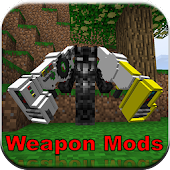 Weapon Mods for Mincraft