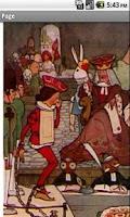 Screenshot of Alice in Wonderland
