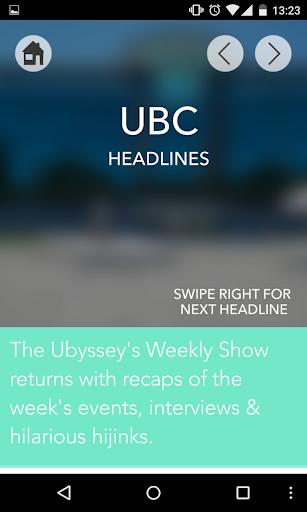 Headlines - UBC