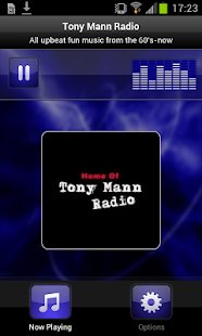 Tony Mann Radio- screenshot thumbnail