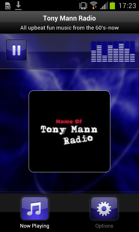 Tony Mann Radio- screenshot