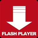 フラッシュプレーヤーインストーラー icon