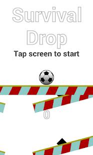 Bowling Ball - Survival Drop - screenshot thumbnail