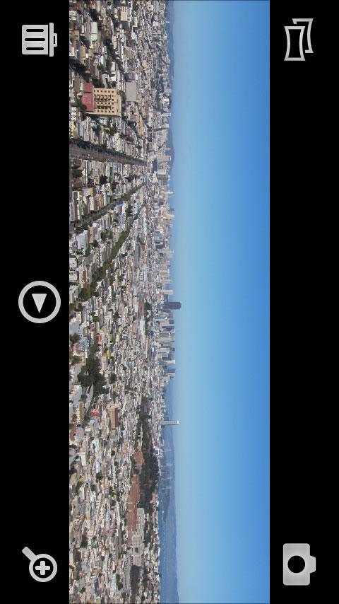 Panorama beta- screenshot
