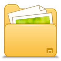 Maxthon Add-on: File Manager 1.1