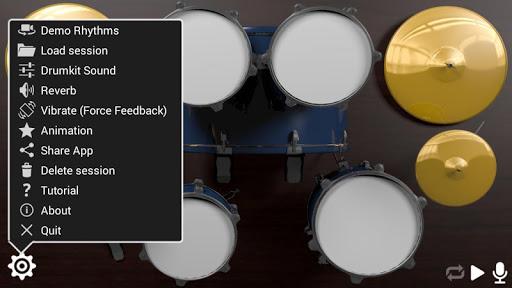 無料音乐AppのDrum Solo HD (Ad free) ドラムキット|HotApp4Game