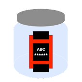 Pebble Jar Password Storage