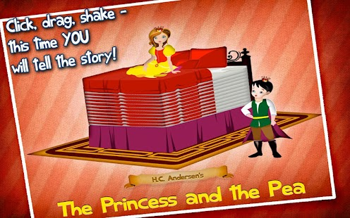 The Princess and the Pea- screenshot thumbnail