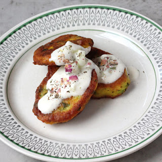 Persian Potato Pancakes (Kookoo)