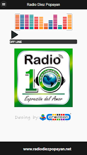 Radio Diez Popayan- screenshot thumbnail