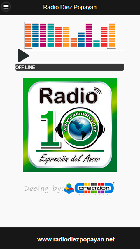 Radio Diez Popayan- screenshot